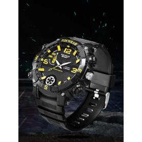 Waterdicht camera horloge met Full HD nachtzicht