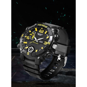 Waterproof watch camera with night vision Full HD - Spy watch