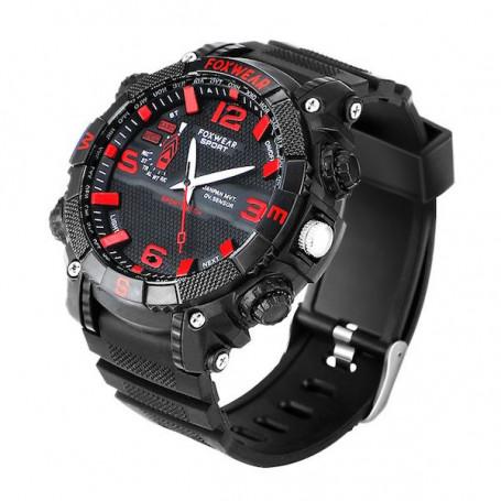 Horloge met Mini-infrarood HD-camera - Spy Watch