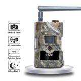 Caméra de chasse 4G 24MP SMS MMS avec infrarouge - 1