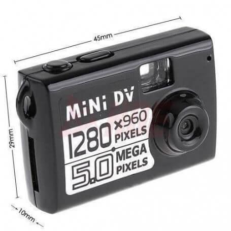Mini telecamera spia con funzione webcam - Altra telecamera spia