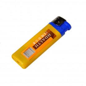 Briquet caméra espion avec fonction webcam - Lebriquet caméra espionest un produit factice adapté pou
