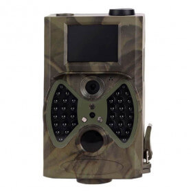 Caméra de chasse HD 12MP infrarouge - Caméra de chasse classique