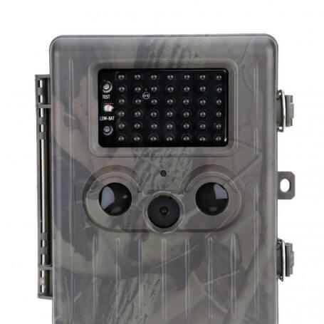 Piége photographique infrarouge HD - La caméra de chasse est un dispositif incontournable pour les chasseurs. Son utilis