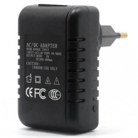Chargeur caméra espion HD WIFI - Autres caméra espion