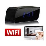 Ontwaken met miniatuur HD WiFi-camera - Spy camera alarm klok