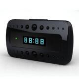 Réveil caméra espion HD - Ce réveil est équipé d'une mini caméra espion à forte potent