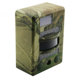 Piège photographique grand angle infrarouge - Piège photographique indispensable pour traquer les gibiers. Son angle de