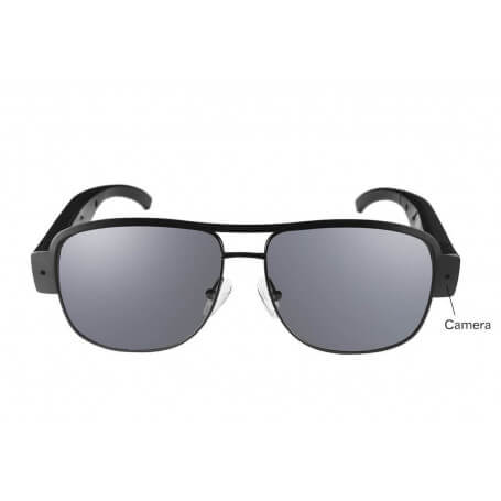 Full HD 1080 p camera sunglasses - Telescope Camera