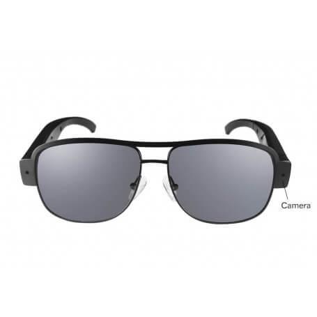 Lunettes de soleil caméra Full HD 1080P - Les lunettes caméra HD sont devenues un accessoire incontournable dans le doma