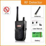 Détecteur de caméra sans fil professionnel - Détecteur de micro espion