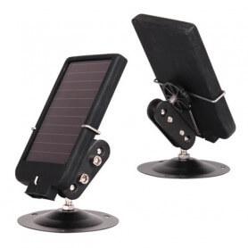 Chargeur solaire pour caméra de chasse -Accessoires caméra chasse-49,00€