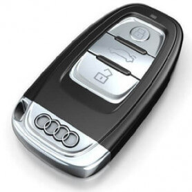 Auto-Key-Kamera Full HD Webcam-Funktion - Spion Kamera Schlüsseltür