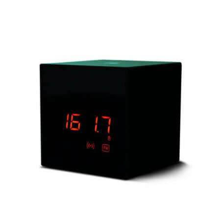 Camera alarm clock with bluetooth and Wifi function - This spy camera alarm clock is one of the devices the advanced range. Its