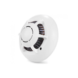 Smoke detector with camera spy - Smoke camera detector