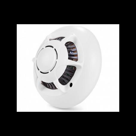 Smoke detector with camera spy - Smoke camera detector