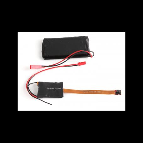 Mini caméra de surveillance avec détecteur de mouvement - Lamicro caméra espionest un accessoire haut