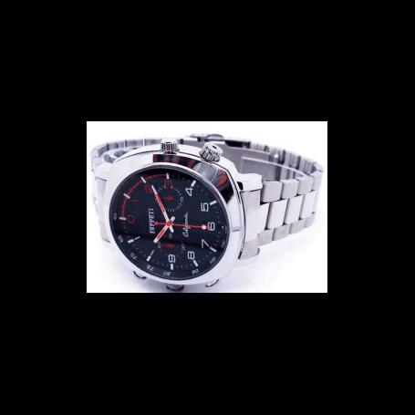 Reloj de diseño con cámara en miniatura - Reloj espía