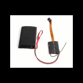 Mini caméra de surveillance discrète et autonome - Autres caméra espion