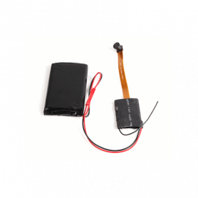 Mini caméra de surveillance discrète et autonome - Notremicro caméra espionfigure parmi les accessoires les