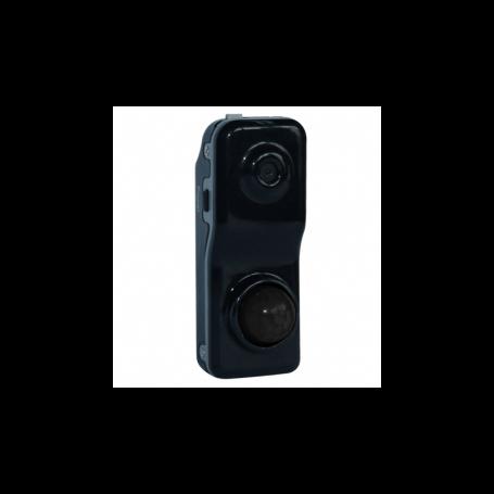 Mini caméra espion HD détecteur de mouvement - Lamicro caméra espionest un accessoire polyvalent. Gr&a
