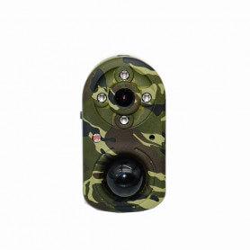 Caméra de chasse avec capteur thermique - La caméra de chasse avec vision de nuit est pourvue d'une haute performa