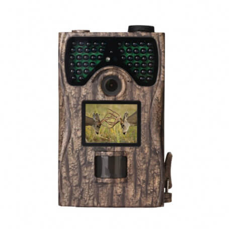 Infrared hunting HD camera - The infrared hunting camera is equipped with a high sensitivity. Thanks to the performance of its