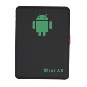 Micro spy GSM met GPS functie - Micro spy GSM