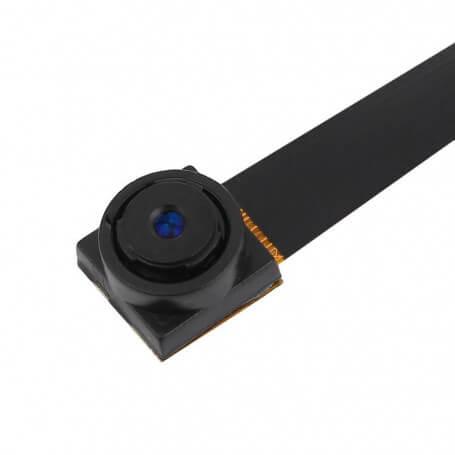 Mini caméra espion HD avec détection de mouvement - La conception de cettemicro caméra espion intègre la te