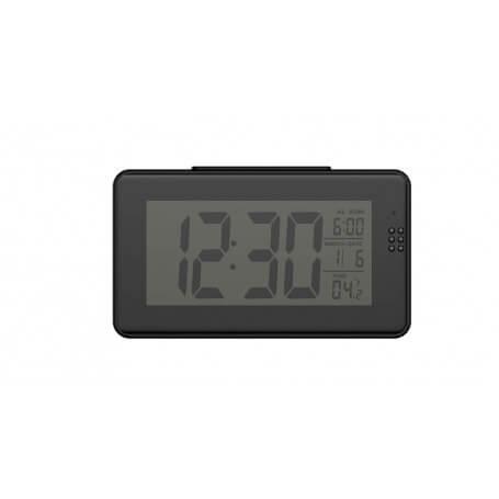 Digital clock spy camera 4K wifi - Very nice alarm clock with built-in spy camera, ultra high definition 4K, infrared vision, U