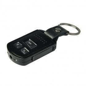 Chiave dell'auto della fotocamera con visione a infrarossi - Porta chiave della telecamera spia