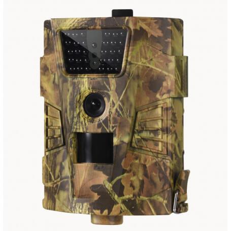 Trampa fotográfica 12 millones de píxeles infrarrojo Full HD - Cámara de caza clásica