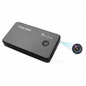 Batterie externe caméra espion HD - Labatterie externe mini caméra espionest pourvue d'une autonomie &