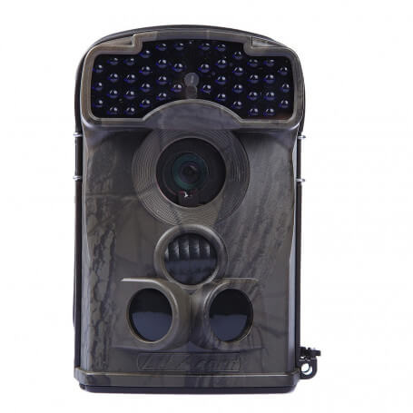 Robust and compact 12 million pixels photo trap - Trap photographic high definition 12 megapixel with night vision, motion dete