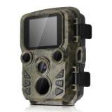 Mini caméra de chasse 12MP 1080P compacte - Caméra de chasse classique