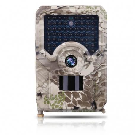 Trampa fotográfica Full HD 12 millones de píxeles infrarrojos - Cámara de caza clásica
