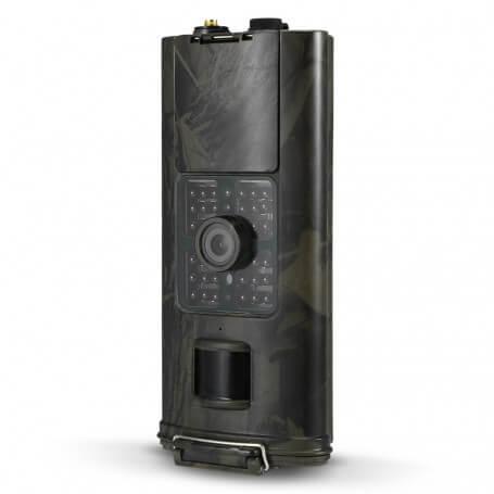 Caméra de chasse GSM Full HD 16MP infrarouge - Piège photographique GSM équipé d'un capteur d'im