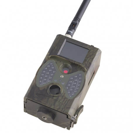 Hunting for discreet surveillance GSM 12MP camera - Hunting GSM camera