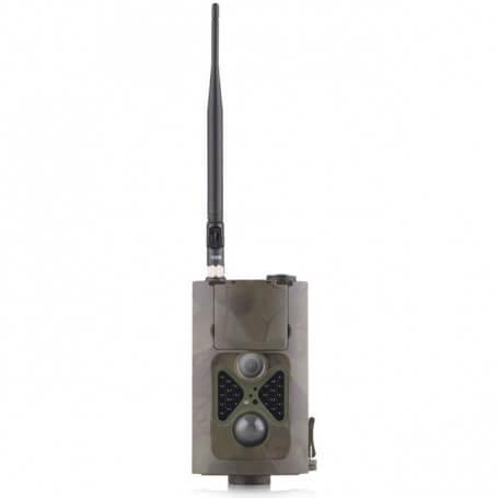Caméra chasse MMS SMS 16 millions de pixels Full HD - Caméra de chasse infrarouge GSM 16 millions de pixels, MMS et emai