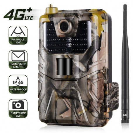 4G 16 Millionen Pixel-Kämpferkamera der nächsten Generation - GSM Jagdkamera
