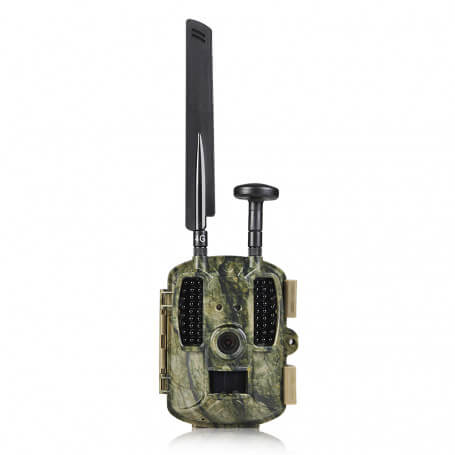 Hunting camera GSM 4 G Full HD 12MP with GPS Tracker - Camera hunting for surveillance missions, sensor 12 million pixels Full