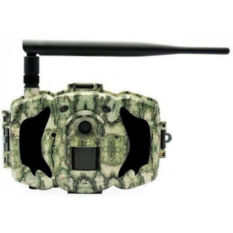 Infrared hunting 36 million pixels Full HD 3 G GSM camera - Camera hunting mobile phones with 3G technology, it is equipped wit