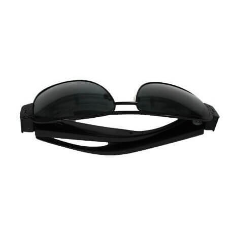 Sunglasses camera HD 720 p - The HD camera bezel is an essential accessory for close surveillance. Reliable to use, it has a hi