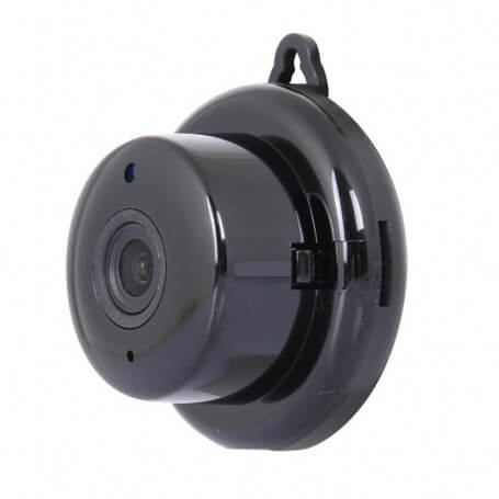 Mini surveillance wireless Full HD camera - Mini Full HD IP 1080 p, view 90 degrees angle camera, movement detector, infrared v