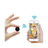 Mini caméra IP wifi HD avec vision infrarouge - Caméra espion IP miniature avec une résolution Full HD, vision &a
