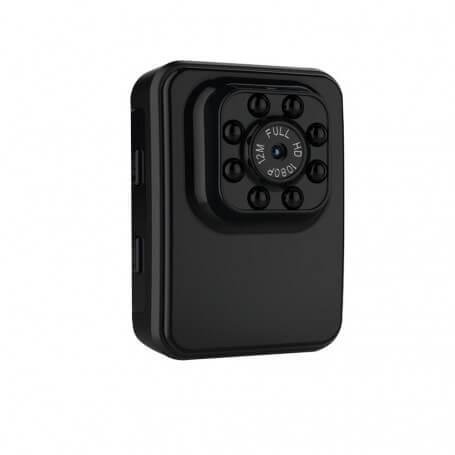 Mini caméra secret Full HD wifi autonome - Caméra espion miniature Full HD wifi, vision instantanée sur mobile et