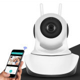 Caméra de surveillance HD IP vision infrarouge - Caméra de surveillance motorisée wifi, capteur Full HD (1080P),