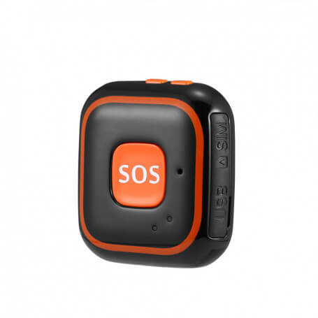 GPS child tracker at reduced size - Get peace of mind by equipping your child of this tracer mini GPS. Thanks 4 positioning mod