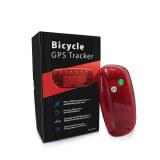 Traceur GPS vélo 2 en 1 - Ce dispositif de géolocalisation pour vélo est aussi une lampe arrière tr&egrave