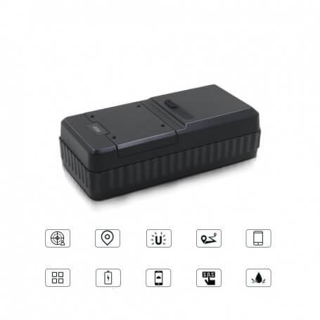 Mini traceur gps moto magnétique - Traceur GPS moto